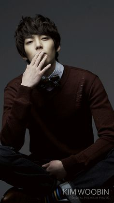 Kim Woobin - Korean Model & Actor