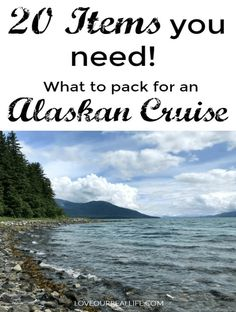 An Alaskan cruise is a trip of a lifetime! But if you've ever wondered what to Pack for an Alaskan Cruise, I've got you covered! Cruising Alaska in July is the perfect time to schedule your dream vacation! Packing For Alaska, Alaska Cruise Tips, Packing List For Vacation, Packing For A Cruise, Alaska Travel, Cruise Travel, Cruise Vacation, Vacation Checklist, Alaska Trip