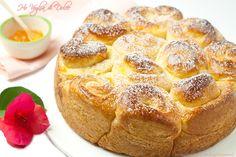 Torta delle rose con marmellata arance ricetta | Ho Voglia di Dolce