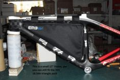We have been advocates for triangle shaped battery packs for ebikes for a long time. Here is a list of available options and the various sizes. E Bike Battery, Motorcycle Bike, Baby Strollers, Triangle, Packing, Kit Cars, Lion, Electric, Baby Prams