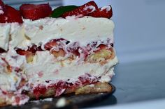 Cheesecake, Deserts, Food And Drink, Cooking Recipes, Cakes, Sweet, Sweet Desserts, Baking Recipes, Postres