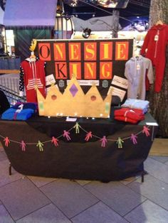 We are a business from Paisley Grammar School taking part in the Young Enterprise Scotland project 2013 selling personalised onesies'!  https://www.facebook.com/onesieking?directed_target_id=0