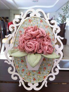 Quadro para quarto de bebê -artesã Rossiani
