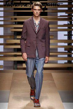 Salvatore Ferragamo #ss15 #menswear #fashion #collection #mmfw