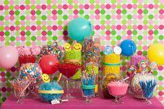 mesas dulces para fiestas y eventos