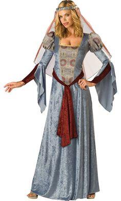 Costume Médiévale F44
