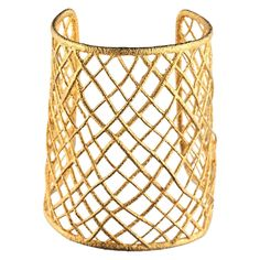 Alexis Bittar gold cuff | More here: http://mylusciouslife.com/wishlist-gold-cuffs/