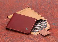 Bellroy Hide & Seek Slim Wallet