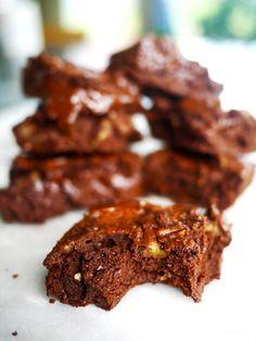4 syn Chocofudge Brownies - The Londoner