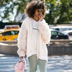 Image result for new york fashion week 2017 street style
