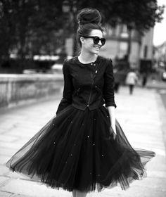 i'd wear a tutu ...