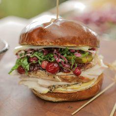 Turkey Picnic Sandwich By Guy Fieri