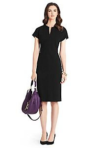 I love it, but booooring.  How to make it more exciting?   The sophisticated Maizah is an easy addition to any work wardrobe. http://on.dvf.com/1eLkmXu