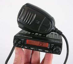 Albrecht #ae-6110 ultra compact am/fm mini #mobile cb #radio,  View more on the LINK: 	http://www.zeppy.io/product/gb/2/222024031469/