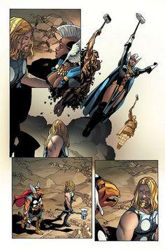 Thor pendant Secret Wars