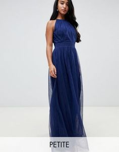Buy Little Mistress Petite high neck pleated maxi dress at ASOS. With free delivery and return options (Ts&Cs apply), online shopping has never been so easy. Get the latest trends with ASOS now. Asos, Evening Dresses, Formal Dresses, Pleated Maxi, My Wardrobe, Fashion Online, Latest Trends, Fashion Dresses, My Style