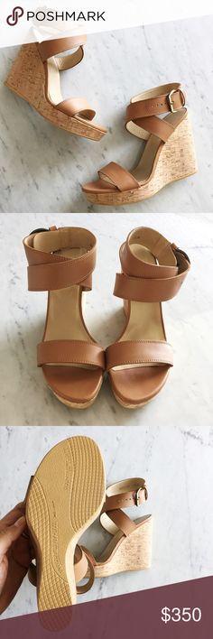 Spotted while shopping on Poshmark: NEW Stuart Weitzman Wedges! #poshmark #fashion #shopping #style #Stuart Weitzman #Shoes