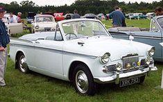 Sunbeam Rapier III [1959-61]