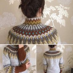 På onsdag neste uke får vi inn igjen garnet til Alvhild W Nordals vakre redesign av Ranga ❤ link til bestilling i kommentarfeltet… Knitting Machine Patterns, Fair Isle Knitting Patterns, Knitting Designs, Knitting Stitches, Knit Patterns, Knitting Projects, Baby Knitting, Free Knitting, Knit Crochet