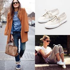How to travel with fashion? Superga is my best travel shoes!! #superga #supergasneaker #supergashoes