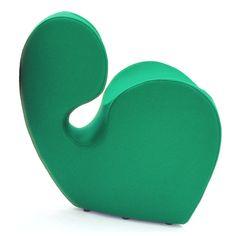 Petite Fauteuil Moroso Soft Little Heavy design Ron Arad