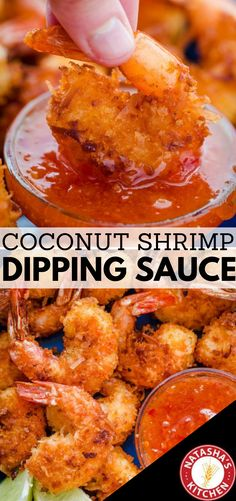 Selecting The Suitable Cheeses To Go Together With Your Oregon Wine Coconut Shrimp Dipping Sauce - 2 Ingredient Dipping Sauce Just Like A Restaurant, Wow, This Recipe Is Absolutely Dripping With Deliciousness Cajun Shrimp Dip Recipe, Shrimp Sauce Recipes, Coconut Shrimp Dipping Sauce, Fried Coconut Shrimp, Coconut Shrimp Recipes, Coconut Sauce, Spicy Shrimp, Seafood Recipes, Cooking Recipes