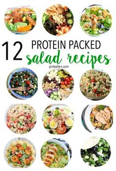 Delicious Protein Packed Salad Recipes