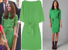 The looks for WAY less! Here's how you can have top notch style for bottom dollar | Sweet Caroline Blog  #katemiddleton #maja #dvf #toryburch #katespade #jackrogers #ferragamo #celebrity #style #vintage #consignment #etsy #ebay http://carolinerva.com/2013/10/15/the-look-for-way-way-less/