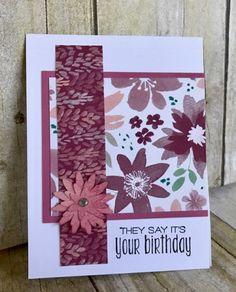 Birthday Memories... | Rambling Rose Studio | Billie Moan
