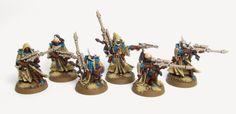 40k - Eldar Rangers of Iybraesil by Stahly