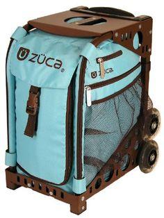 I love my zuca bag, but mine's purple. PURPLE