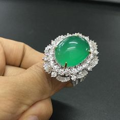 Another one master piece #jade ring