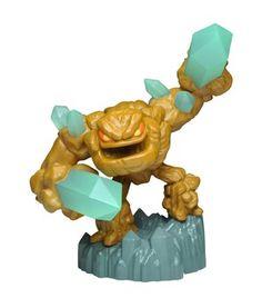 Skylanders Prototype Prism Break Christmas Employee Rare Figure!
