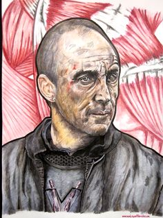 A Roose Bolton. Michael Mcelhatton, Fanart, George Rr Martin, Game Of Thrones Fans, Lord, Songs, Fictional Characters, Ice, Song Of Ice And Fire