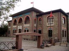 Museum of the Republic in Ankara, Turkey
