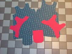 Kleertjes.... zelfgemaakt......: zelfgemaakte kleertjes 2 Kleedje Lili stap per stap met foto's
