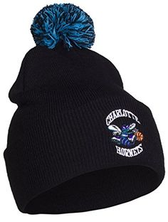 100% authentic 4b33c 4cfab Charlotte Hornets Pom Hat Charlotte Hornets, Pom Pom Hat, Fan Gear, Team  Logo