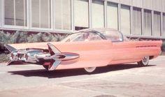 1955 Ford LaTosca concept car
