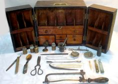 Rare surgeons chest