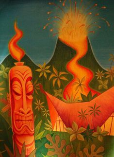 Critiki is a guide to over tiki bars, Polynesian restaurants and other sites of interest to the midcentury Polynesian Pop enthusiast. Part historic archive, part travel guide, and all tiki. Tiki Hawaii, Hawaiian Tiki, Tiki Tattoo, Tiki Decor, Tiki Lounge, Tiki Mask, Arte Tribal, Vintage Tiki, Hawaiian Tattoo