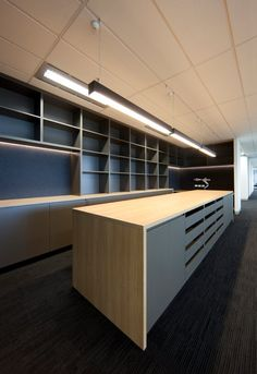 Australand Residential's Spacious Offices, Melbourne.