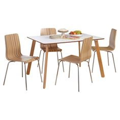 Lucile 5 Piece Dining Set & Reviews | AllModern
