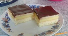 BEBE řezy | Mimibazar.cz Tiramisu, Sweet Recipes, Cheesecake, Cooking, Ethnic Recipes, Bebe, Kitchen, Cheese Pies, Kochen