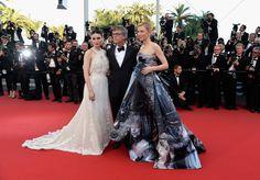 Rooney Mara, Todd Haynes et Cate Blanchett au Festival de Cannes