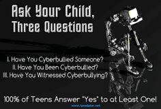#Cyberbullying #OnlineAbuse #iPredator Image-Free to D/L, Edit for Edu. Purposes. iPredator Inc. New York, USA  iPredator Internet Safety Website: https://www.ipredator.co/