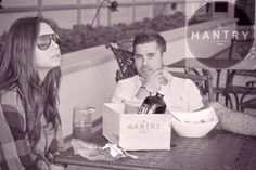 The Mantry - The Modern Man'sPantry - The Dieline -