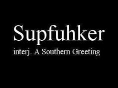 Southern Greeting