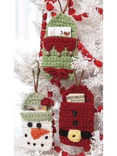 Gift Card Holders Crochet Patterns