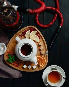 Hookah and tea - best combo ☕️