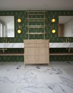 Remodeling Ideas: Modern Cement Tiles Ideas + Shopping Sources   Apartment Therapy
